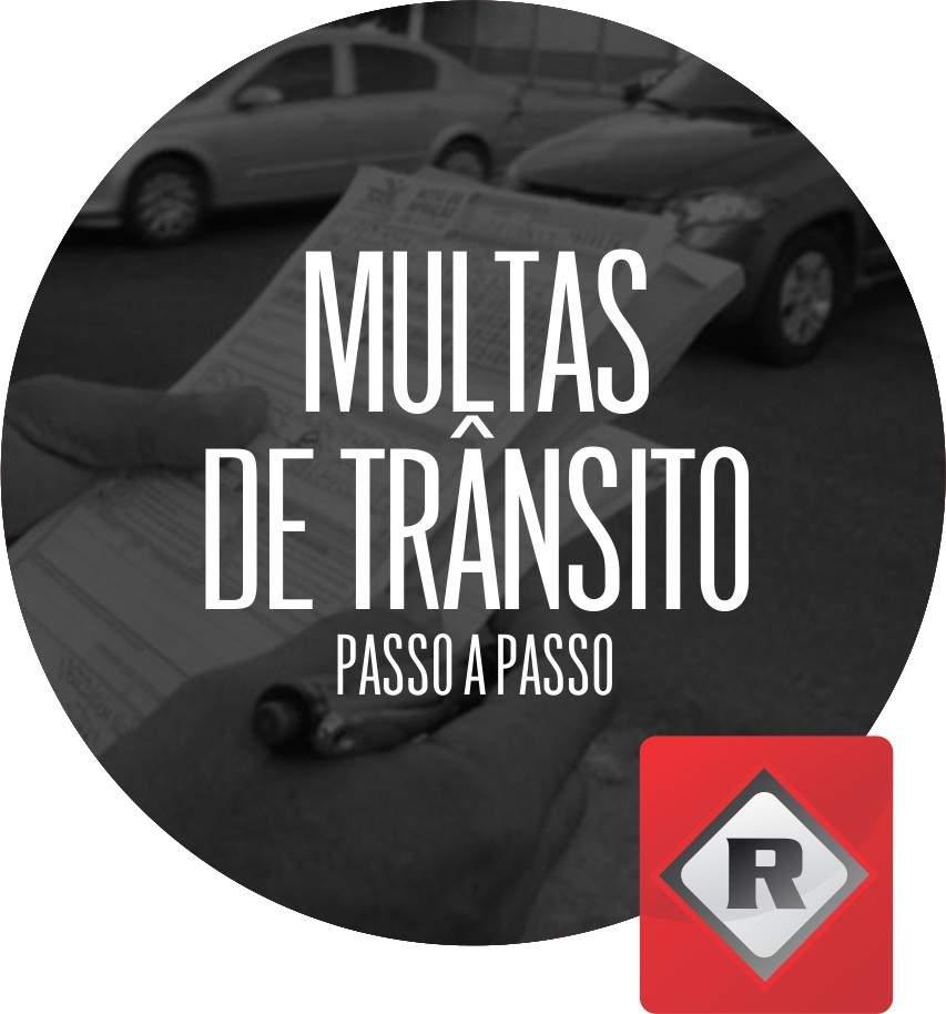 MULTAS DE TRANSITO - PASSO A PASSO
